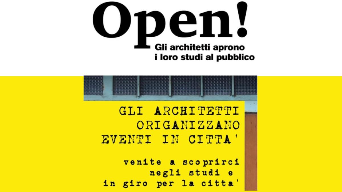 OPEN! Studi aperti